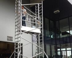 Rusztowanie aluminiowe Alulift