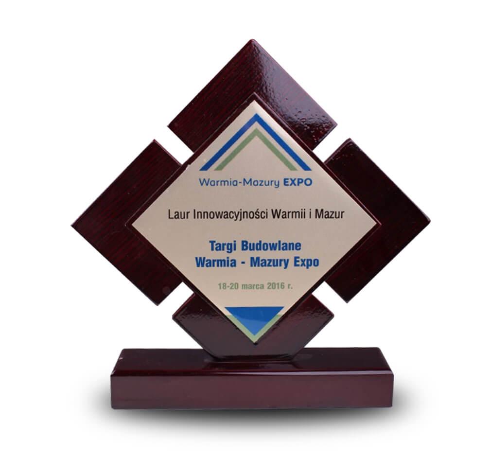 Warmia and Mazury Innovation Laurel