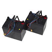 Batteries S, M, XL